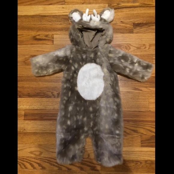269aff36c Pottery Barn Kids Costumes | Baby Deer Woodland Costume | Poshmark